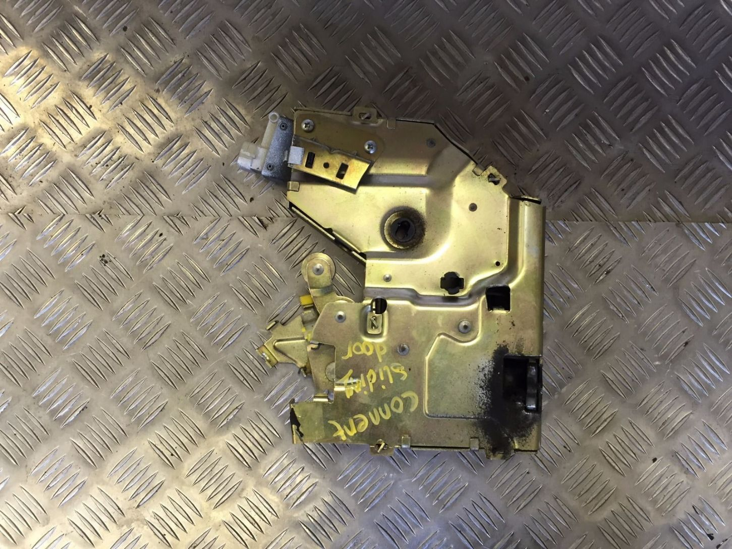 Ford Transit Connect Central Locking Motor Lock Mechanism